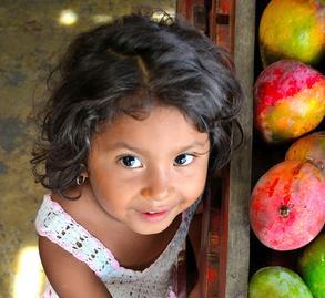 Cozumel Native Girl