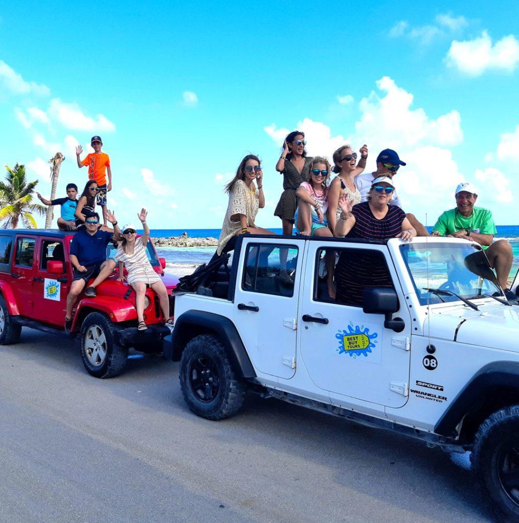 Jeep Tour Cozumel