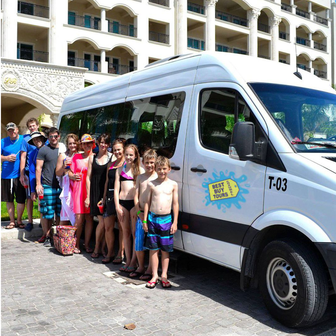 Bus Tour Cozumel